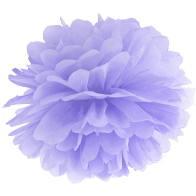 Lilac party Pom Poms