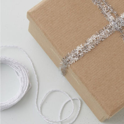 Silver Wrapping Tinsel