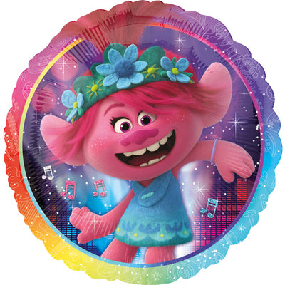 Trolls World Tour Foil Balloon