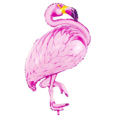 Flamingo Pink Foil balloon