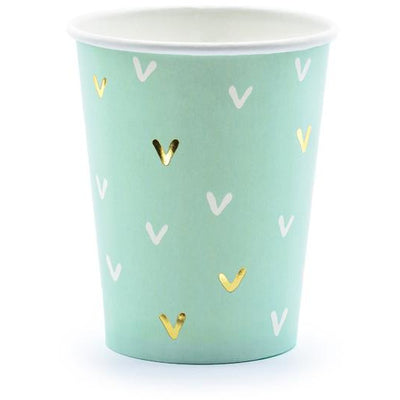 Cactus Paper Party Cups Party Deco