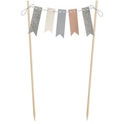 Cake topper Bunting Decoration