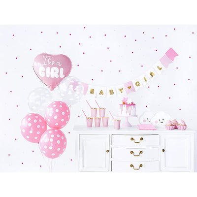 Girl Baby Shower Party In A box
