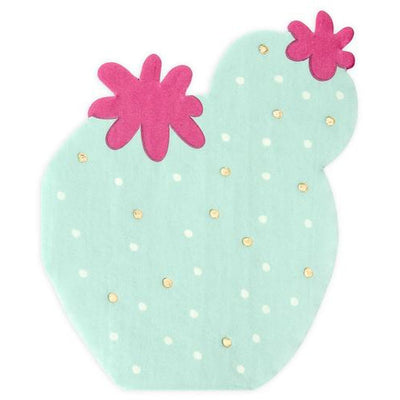 Cactus napkins Party Deco