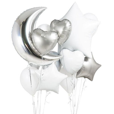 Bubblegum Balloons - Innocence Crazy Balloon Bunch - innocenbunch- The Original Party Bag Company