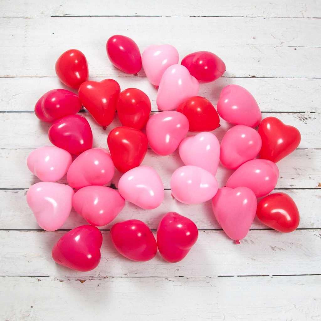 Bubblegum Balloons - Loved Up Crazy Balloon Bunch - LVDU-CRZY- The Original Party Bag Company