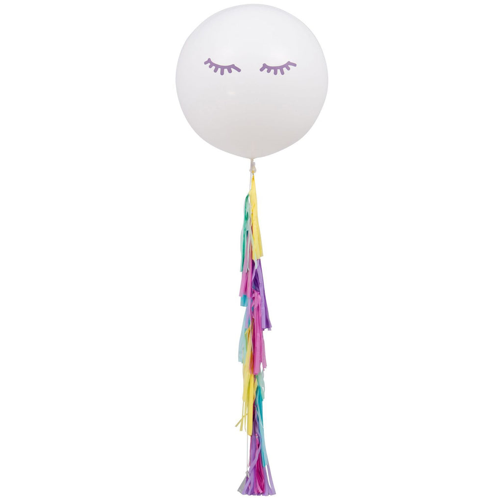 Bubblegum Balloons - Peach Blossom Unicorn Crazy Balloon Bunch - PCHB-CRZU- The Original Party Bag Company