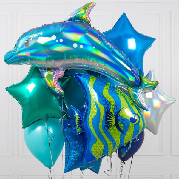 Bubblegum Balloons - Under The Sea Crazy Balloon Bunch - underseacrazy- The Original Party Bag Company