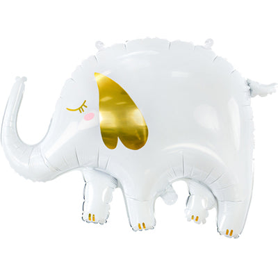 Cute elephant balloon - baby shower decorations
