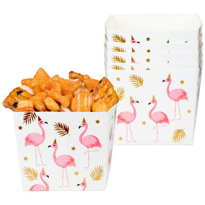 Flamingo Treat Bowls