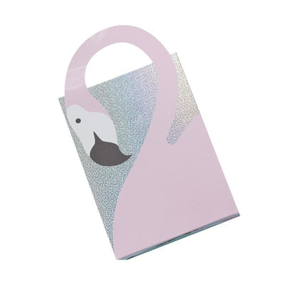Ginger Ray - Flamingo Party Bags (Pk5) - gv-919- The Original Party Bag Company
