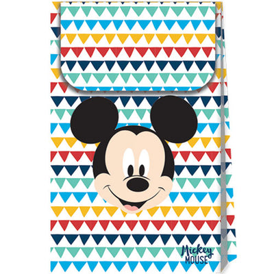 Mickey Mouse Paper Party Bags