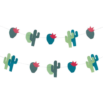 My Little Day - Cactus Garland - MLD-GUICACT- The Original Party Bag Company