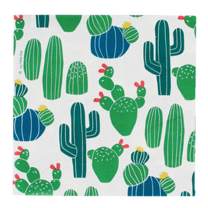 My Little Day - Cactus Party Napkins (Pk20) - MLD-SECACT- The Original Party Bag Company