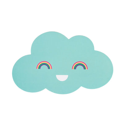 My Little Day - Cloud Party Invitations (Pk8) - MLD-INVIT-NUAACNEW- The Original Party Bag Company