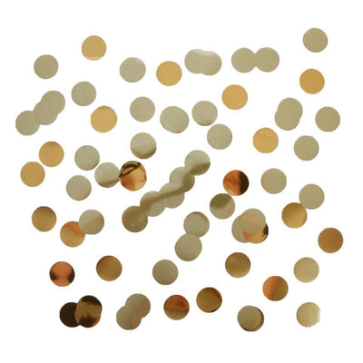 My Little Day - Metallic Gold Confetti - MLD-CONPAOR- The Original Party Bag Company