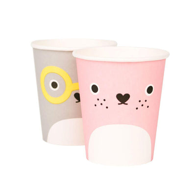 My Little Day - Noodoll Paper Cups (Pk8) - MLD-GONOOD- The Original Party Bag Company