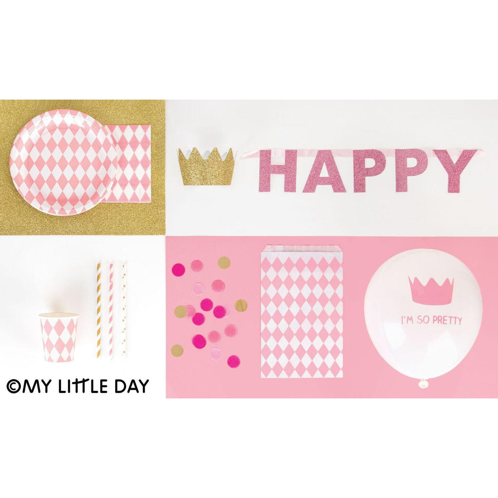 My Little Day - Pink Confetti Mix - MLD-CONPARO2- The Original Party Bag Company