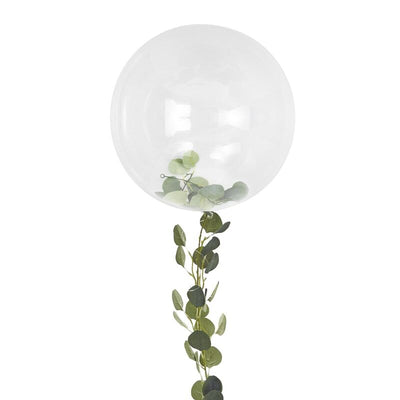 Eucalyptus Wedding Balloons