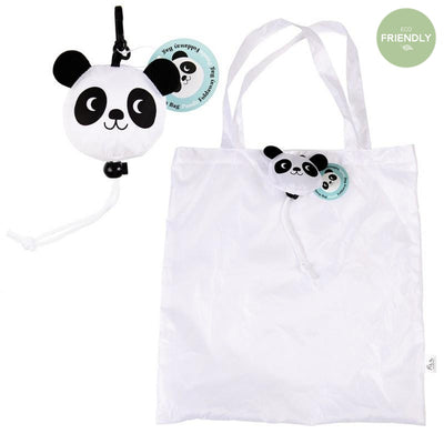 Rex London - Foldaway Bag Miko The Panda - 27946- The Original Party Bag Company
