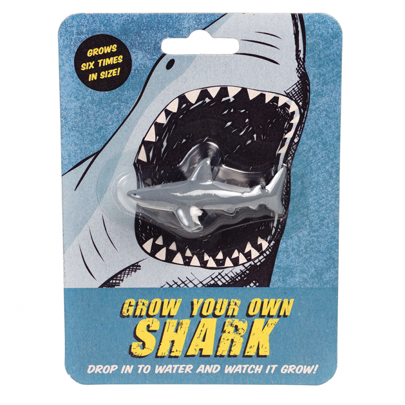 Rex London - Grow Your Own Shark - 28857- The Original Party Bag Company