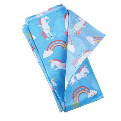 Rex London - Magical Unicorn Tissue Paper (10 Sheets) - 28045- The Original Party Bag Company
