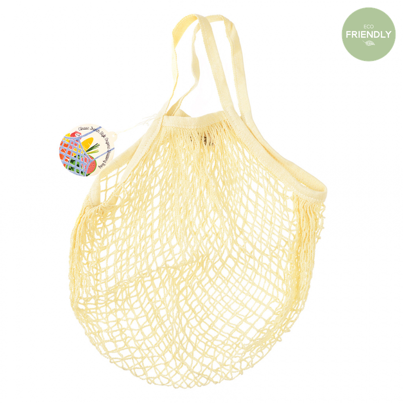 Rex London - Organic Cotton Cream Net Bag - 28670- The Original Party Bag Company