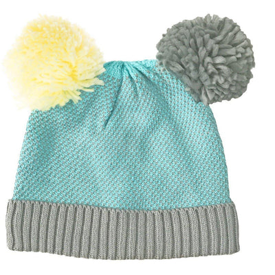 Rockahula - Pom Pom Knitted Hat - t936gs- The Original Party Bag Company