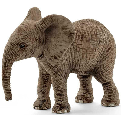Schleich - African Elephant Calf - 14763- The Original Party Bag Company