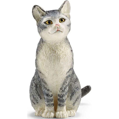 Schleich - Cat Sitting - 13771- The Original Party Bag Company
