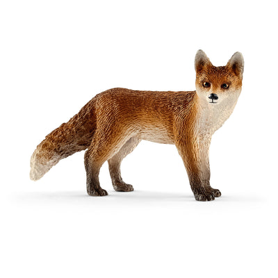 Schleich Fox Figurines