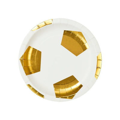 Talking Tables - Football Champions Plates - CHAMP-PLATE-SML- The Original Party Bag Company