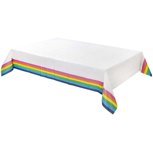 Talking Tables - Rainbow Tablecover - RAIN-TCOVER- The Original Party Bag Company