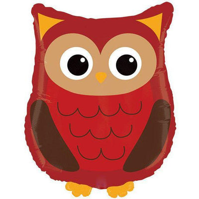 "The Original Party Bag Company - 26"" Giant Owl Balloon - 35173P- The Original Party Bag Company"