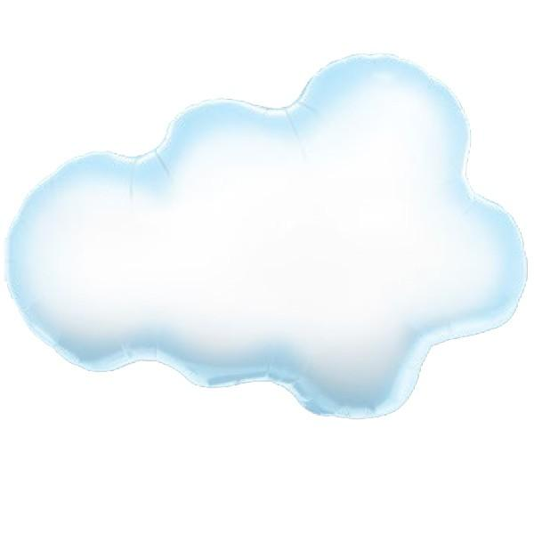 "The Original Party Bag Company - 30"" Puffy Cloud Foil Balloon - 178268- The Original Party Bag Company"