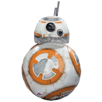 "The Original Party Bag Company - 33"" BB-8 Star Wars Balloon - 3162101- The Original Party Bag Company"