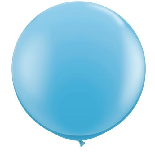 The Original Party Bag Company - 3ft Baby Blue Balloon - TF42773- The Original Party Bag Company