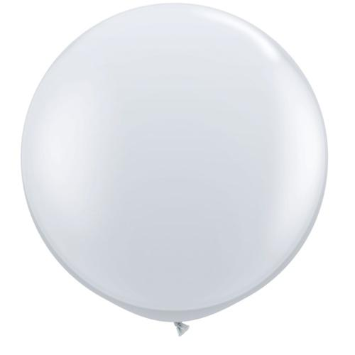The Original Party Bag Company - 3ft Clear Balloon - TF43392- The Original Party Bag Company