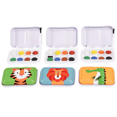 Colourful Creatures Mini Paints Set