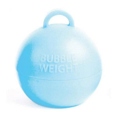 The Original Party Bag Company - Baby Blue Bubble Weight - BW0196- The Original Party Bag Company