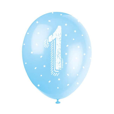The Original Party Bag Company - Birthday Balloon 1 (Choose Your Colour) - birthdayballoon1bb- The Original Party Bag Company