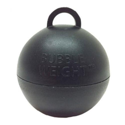The Original Party Bag Company - Black Bubble Weight - BW017- The Original Party Bag Company
