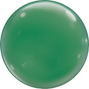 The Original Party Bag Company - Bubble Balloons Green (Pk4) - BB037OP- The Original Party Bag Company
