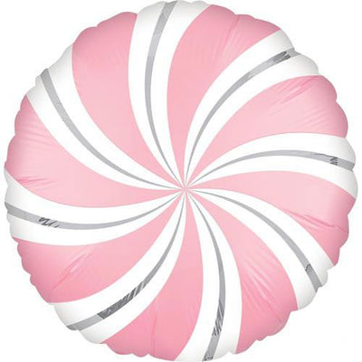 The Original Party Bag Company - Bubblegum Candy Swirl Balloon - 4027801- The Original Party Bag Company