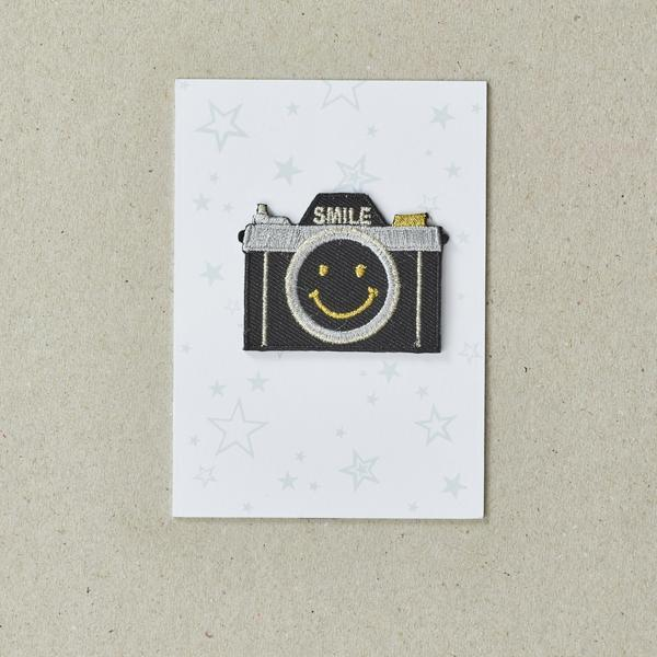 The Original Party Bag Company - Camera Patch - ip-pat-0017- The Original Party Bag Company