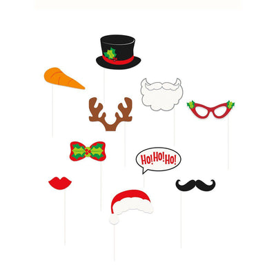 The Original Party Bag Company - Christmas Photo Props - 63534- The Original Party Bag Company