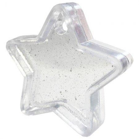 The Original Party Bag Company - Clear Star Weight - 1141-25- The Original Party Bag Company