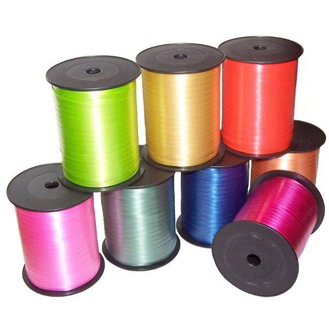 The Original Party Bag Company - Curling Ribbon 500m - CURL500WHOP-01- The Original Party Bag Company