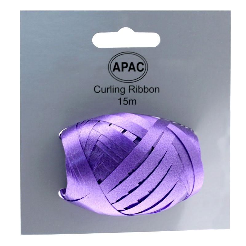 The Original Party Bag Company - Curling Ribbon Purple 15m - 118744- The Original Party Bag Company