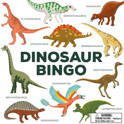 The Original Party Bag Company - Dinosaur Bingo - 9781786272416- The Original Party Bag Company
